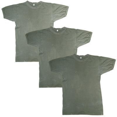 3x BW T-shirt Größe: 6 (M)