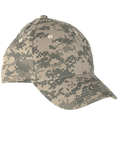 Mil-Tec Kinder US Army Outdoor Baseball Cap Kids Cappie Sportcappie Kappe One Size verschiedene Farben (AT Digital)