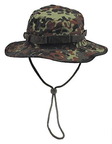 US GI Buschhut Boonie Hat flecktarn S-XL XL(61)
