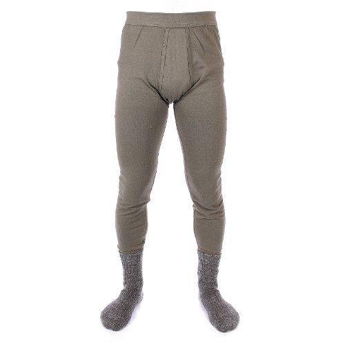 Bundeswehr Unterhose lang nach TL oliv, Größe:6 (L)