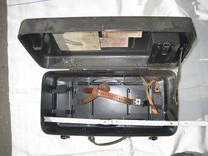 Russische Metallkiste Russland Tresor Kasse Box Kiste Rote Armee Militärkiste Werkstatt Deko