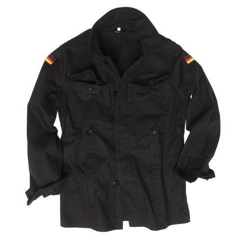 Mil-Tec BW Moleskin Jacke Schwarz Größe XL Reg (9)