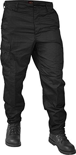 US Ranger Hose BDU Hose in verschiedenen Farben Farbe Schwarz Größe M