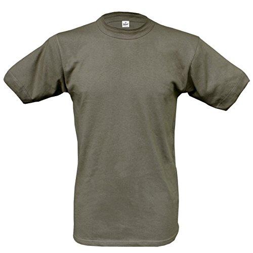 Bundeswehr Unterhemd, Gr.6, oliv