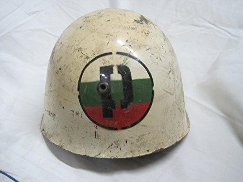 Stahlhelm Helm Russland Militär Polizei Motorrad Moped Halbschale