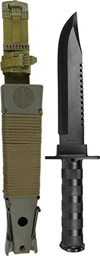 Kampfmesser – Survival Knife Farbe Schwarz