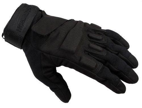 Seibertron® Herren Schwarz S.O.L.A.G. Spezial- Ops Vollfinger / Light Sturm Handschuhe taktisch Vollfinger Militär Kampf Armee Schießhandschuhe (S)
