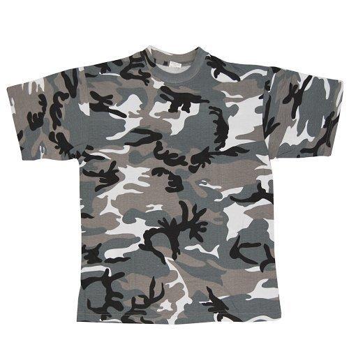 T-Shirt tarn 6-col.desert Gr.L