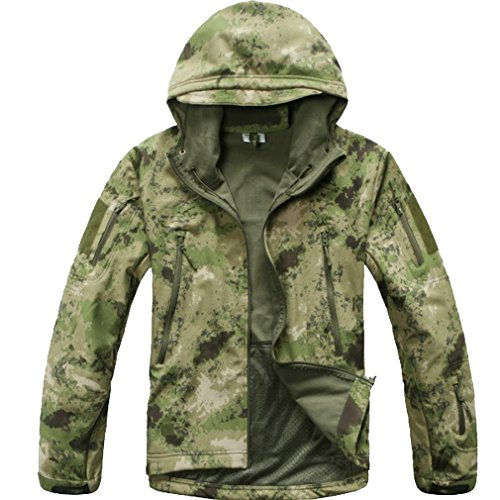 reebow gear army taktische softshell jacke