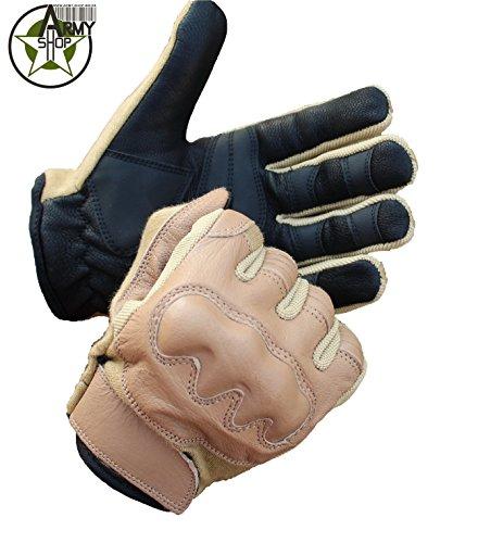 Tactical Einsatzhandschuhe mit Kevlar Schnittschutz und Nomex Feuerhemmenden Material (M)