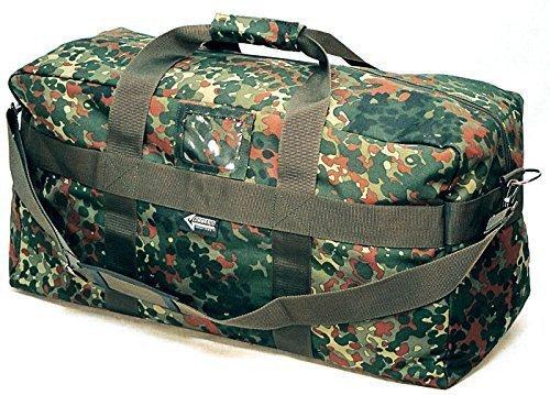 US Army AIRFORCE BAG Große Sport- und Reisetasche Nylon 57L in 3 verschiedenen Farben (Flecktarn)
