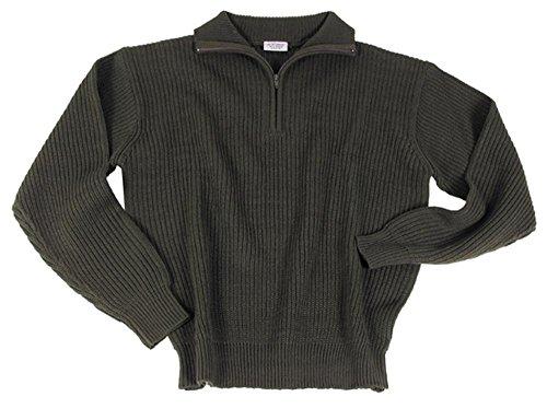 BW Isländer Pullover oliv S-XXXL L L,Oliv