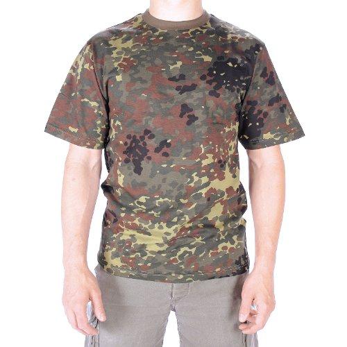 T-Shirt tarn flecktarn Gr.S