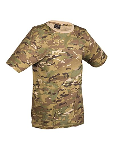 T-Shirt tarn multitarn Gr.3XL