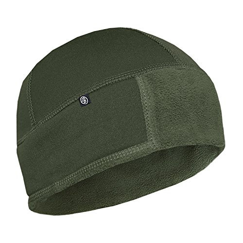 BW Fleecemütze oliv – 54/58