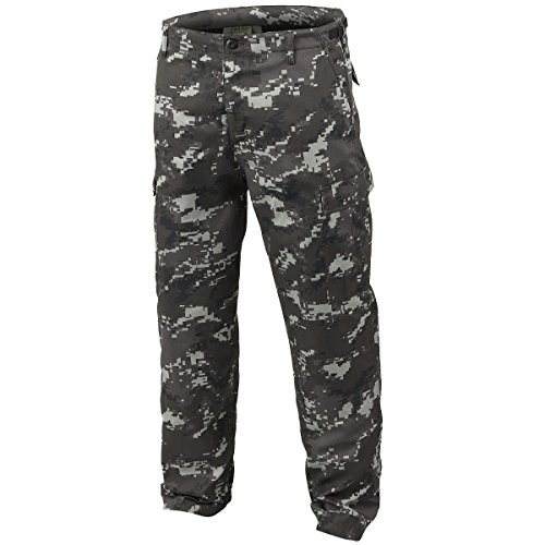 US Ranger Hose Typ BDU black digital Gr.XL