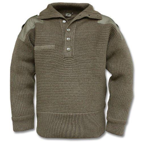 Mil-Tec Österr. Alpin Pullover oliv 52