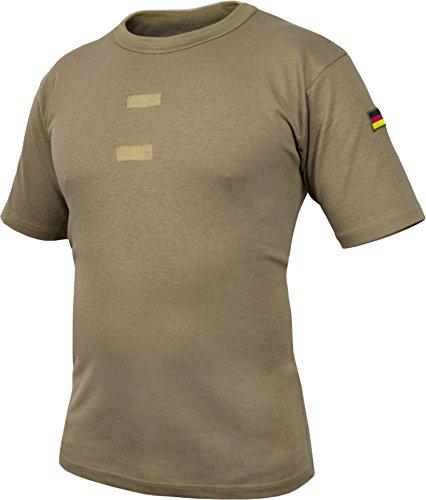 Original Tropen T-Shirt nach TL Farbe Coyote