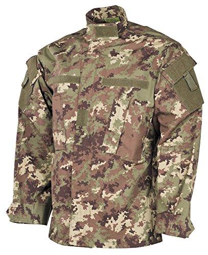 US Army BDU Feldjacke Ripstop vegetato